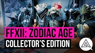 Let's take a closer look at the collector's edition for Final Fantasy 12 The Zodiac Age.If you enjoyed the video, don't forget to leave a LIKE and COMMENT down below. SUBSCRIBE for daily gaming videos!► Subscribe to my second channel: https://www.youtube.com/c/Arekkz► Follow me on Twitter: http://www.twitter.com/Arekkz►Join the Arekkz Gaming Discord: https://discord.gg/NvSVGYK► Follow me on Twitch:http://www.twitch.tv/ArekkzGaming► Follow TwoSixNine on Twitchhttps://www.twitch.tv/twosixnine► Like Arekkz Gaming on Facebook: http://www.facebook.com/ArekkzGaming► Follow me on Instagram:https://instagram.com/arekkz/Check out the HyperX Headset I use:https://www.amazon.co.uk/gp/product/B01CZX6U3U/ref=as_li_tl?ie=UTF8&camp=1634&creative=6738&creativeASIN=B01CZX6U3U&linkCode=as2&tag=arekgami-21