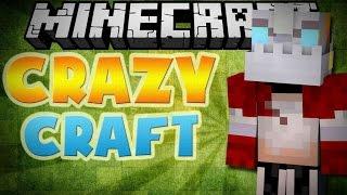 Crazy Craft! Episode 1 - Dubstep Guns, Goodness Trees, Oh My! Ft. Ashley&BajanCanadian