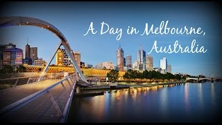 Melbourne Australia  city photos : A Tour around Melbourne City, Australia -2016