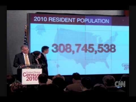 U.S. Population has Surpassed 300 Million