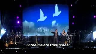 Regis Danese - 07 - Vem Me Consolar Part. Kelly Danese (DVD Faz Um Milagre Em Mim Ao Vivo 2009)
