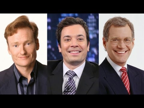 Top 10 Late Night Talk Show Hosts