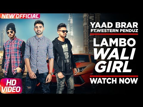 Lambo Wali Girl Songs mp3 download and Lyrics