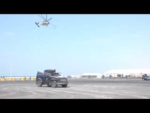 تمرين أمن الخليج العربي 10/11/2016