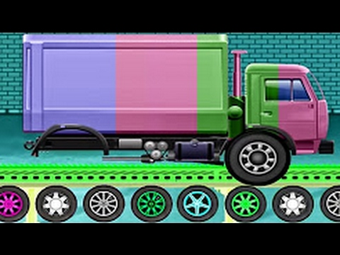 Car Factory Dream Cars Factory – Best Android Game App for Kids PART 2