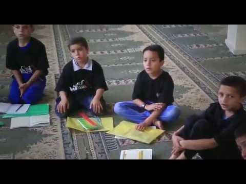 Gaza Qaida Noorania project sponsored by Cii Projects. (видео)