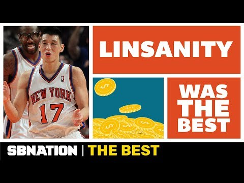 Video: Remember when Jeremy Lin became a Knicks superstar for 3 weeks?