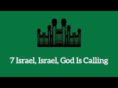 Hymn #7 Israel, Israel, God is Calling (Music & Vocals)