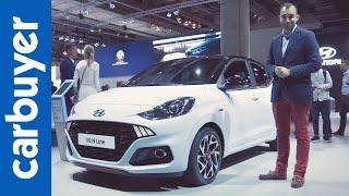 New Hyundai i10 walkaround - Frankfurt Motor Show - Carbuyer by Carbuyer