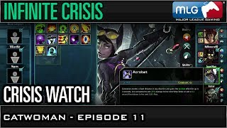 Catwoman - Ep 11 - Crisis Watch