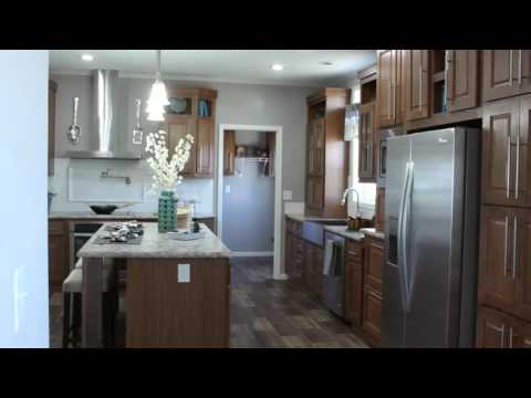 York Built Show Home Tour by Redman