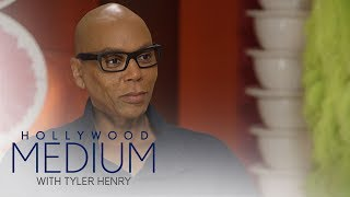 "Video RuPaul Gets Emotional During ""Hollywood Medium"" Reading 