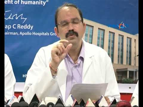 Dr. Sandeep Chatrath Apollo Hospital Launched