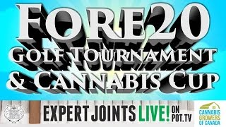 EXPERT JOINTS LIVE! - It's Fore 20 (Edited Replay) by Pot TV
