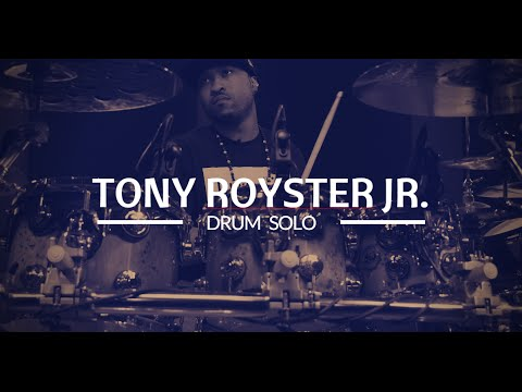 tony - Sign up for a free Drumeo Edge tour: http://www.DrumeoEdge.com . In this video, Tony Royster Jr. plays a drum solo for all the Drumeo Edge students. This eve...