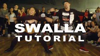 "▶ 'SWALLA' DANCE VID -- https://youtu.be/vyleKZJXBN8▶ INSTAGRAM: http://instagram.com/MattSteffanina▶ DOWNLOAD MY 'DNCR' APP -- http://bit.ly/DNCRAPP▶ TWITTER & SNAPCHAT: @MattSteffanina""SWALLA"" - Jason Derulo FEAT. Nicki Minaj & Ty Dolla $ign Dance TUTORIAL  @MattSteffanina Choreography Is this video BLOCKED in your country? Find out how you can help me fix it here: https://youtu.be/BI5-VNiY5p8 SOCIALS: @MattSteffanina ▶ TUTORIALS: https://youtube.com/dancetutorialslive▶ INSTAGRAM: http://instagram.com/MattSteffanina▶ TWITTER: http://twitter.com/MattSteffanina▶ WEBSITE: http://MattSteffanina.com▶ BOOKING - MattSteffanina@gmail.com▶ HATS & SHIRTS: http://MattFreestyle.com▶ DOWNLOAD my dance app 'JusMove' for iPhone & Android » http://appsto.re/us/7cHU3.iChoreography by: Matt SteffaninaEdited by: Sam SteffaninaFilmed by: Matt Steffanina_____________________________Other Dance/Choreography VIDEOS:""HAIR"" - Little Mix ft Sean Paul » https://youtu.be/zO11uVycQCg""CONTROLLA"" - Drake » https://youtu.be/UEw20QPFov0""WORK"" - Rihanna » https://youtu.be/NEtt7VQwoBc""FORMATION"" - Beyonce » https://youtu.be/BdC8M-RVego""LOVE YOURSELF"" - Justin Bieber » https://youtu.be/yo_7nQ0sLsw""SLOW MOTION"" - Trey Songz » https://youtu.be/ymZvd-0Q_QM""JUMPMAN"" - Drake » https://youtu.be/qe1M2FsmgDE""WHERE ARE U NOW"" - Justin Bieber » https://youtu.be/H4UFObeHFwI"
