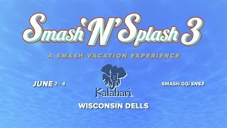 Smash'N'Splash 3 Announcement!