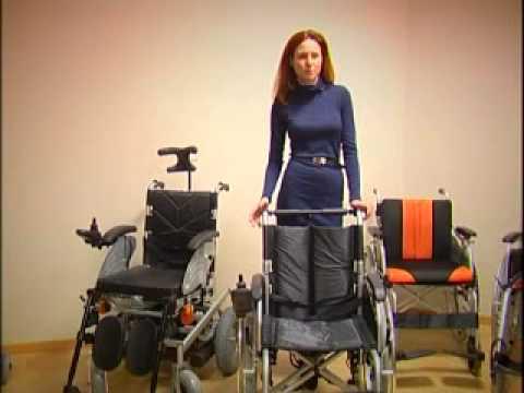 Как выбрать инвалидную коляску Магазин Динамика Спб