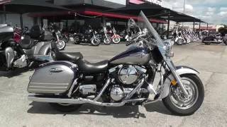 6. 030007 - 2004 Kawasaki Vulcan Nomad VN1500L5 - Used motorcycles for sale
