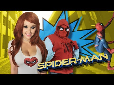 Spiderman Song Here Comes The Spider-man - Spider Man Song For Kids | Screen Team