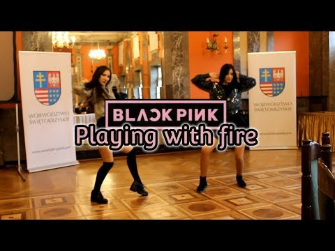 [Performance] BLACKPINK - PLAYING WITH FIRE (불장난) [KYARA dance cover]