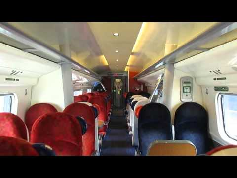 Virgin Pendolino Study on Class 390043