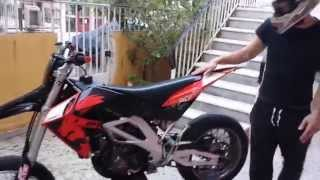 8. Sxv aprilia  550 review