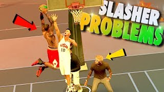 """NBA 2K17 MyPark Road To Superstar 2 Slasher SG Sunset Beach 4v4 Multiplayer Gameplay. ★MyPlayer 6'5 240lb Slasher SG★To Send In A Clip For The Top 10 Plays: Email: ShakeDownTop10@Yahoo.comHow To Send In A Clip! PS4 Users: Use Share Factory & Upload to YouTube """"Unlisted""""XB1 Users: Get the YouTube App & Upload to YouTube """"Unlisted""""To Submit your clip on YouTube:1. Upload an HD clip Unlisted (instead of Public or Private)2. Title it """"(Your Name) for ShakeDown2012's Top 10"""" ex: """"Tim for ShakeDown2012..."""" Specify Top 10 Dunks, Blocks, Crossovers etc.3. You can submit more than one HD clip4. Remove the Circle by Holding LB & RB (L1 or R1) in instant replay5. Send the Clip to ShakeDownTop10@yahoo.com TIP: Play it in Regular Motion. TIP: Show at least 3 angles.TIP: PS4, XB1 or PC only.TIP: No cell phone or camera captured footage.TIP: No Montages Please. Separate your clips. ★★Subscribe★★http://www.youtube.com/user/ShakeDown2012★ ShakeDown2012 daily on Twitter★http://twitter.com/ShakeDown2012★ ShakeDown2012 daily on Twitch★http://www.twitch.tv/ShakeDownXL★ ShakeDown2012 - Xbox One★ ShakeDownXL - PSN★ ShakeDownXL - Steam"""