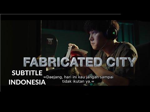 FILM KOREA TERBARU   Fabricated City Subtittle Indonesia