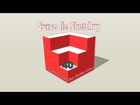 layout - Video n° 40 del Curso intensivo de SKETCHUP 2013 donde veremos la extensión Layout que nos va a permitir armar las láminas de presentación para luego imprimi...