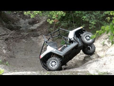 EXTREME RZR-S RIDING WITH ETHAN TANNER