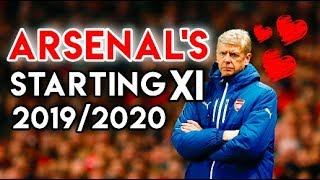 Video Arsenal's Starting XI in 2019/2020 - Football Manager 2018 Simulation MP3, 3GP, MP4, WEBM, AVI, FLV November 2018