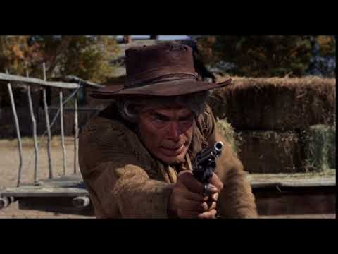 Cat Ballou 1965 - He Missed The Barn! (Lee Marvin)