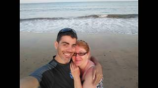 2017 June.an evening walk me and Jane went to dance on the beach to no music.stayed at the hotel Sol Lanzarote inPuerto Del Carmen.please subscribe and like this video for future viewing of new videos. I created this video with the YouTube Video Editor (http://www.youtube.com/editor)