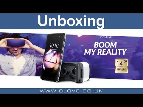 Alcatel Idol 4 Unboxing