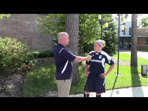 2012 Northwood Women's Soccer Preview - Amanda Watson