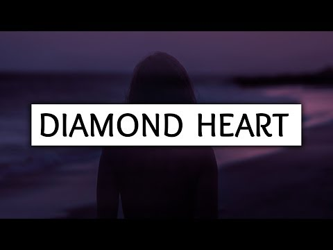 Alan Walker ‒ Diamond Heart (Lyrics) ft. Sophia Somajo