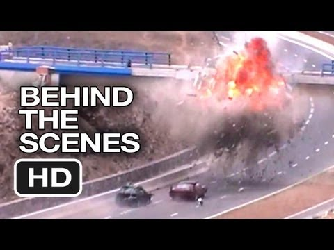 Fast and Furious 6 (Behind the Scene 'Bridge Explosion')