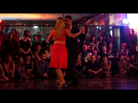 Miloš & Jelena @Belgrade Tango Weekend / Loca / Juan D'Arienzo