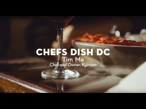 Chefs Dish DC With Tim Ma