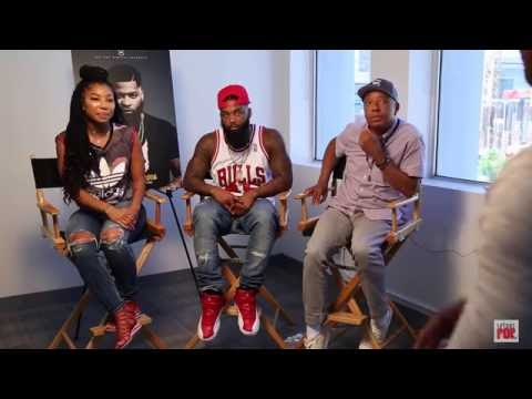 Russell Simmons & Cast of 'Major Deal' Movie Discuss Segregation in Hollywood & More