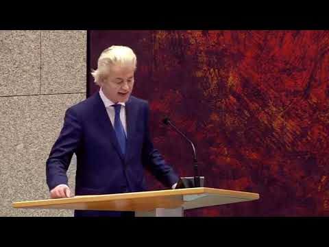 Wilders veegt de vloer aan met Rutte vanwege zorg-bezuinigingen