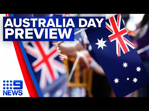 Australia Day events cancelled and scaled back | 9 News Australia