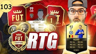 I wanted to make a big move in this road to fut champions rtg on fifa 17 ultimate team we we are going to make big big moves!