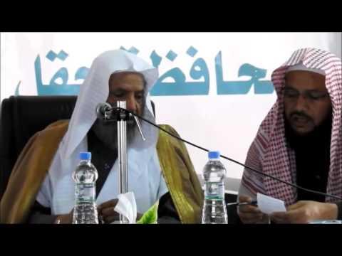 لقاء مع الجاليات في جامع (الراجحي) في محافظة حقل بعد صلاة الجمعة   1437/3/7هـ