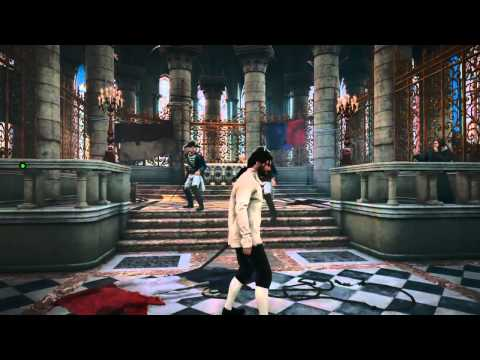Assassin's Creed® Unity: Notre Dame Cathedral - Interior