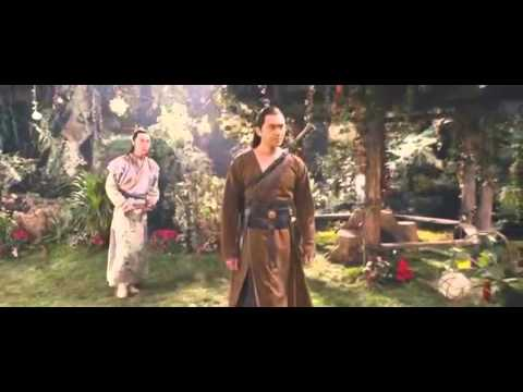 fox lover clip 1 (Hmong dubb chinese  movie)