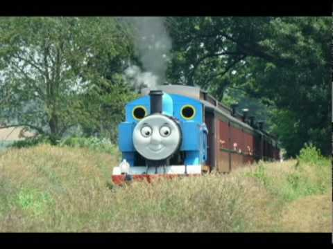 Real Thomas The Tank Steam Engine