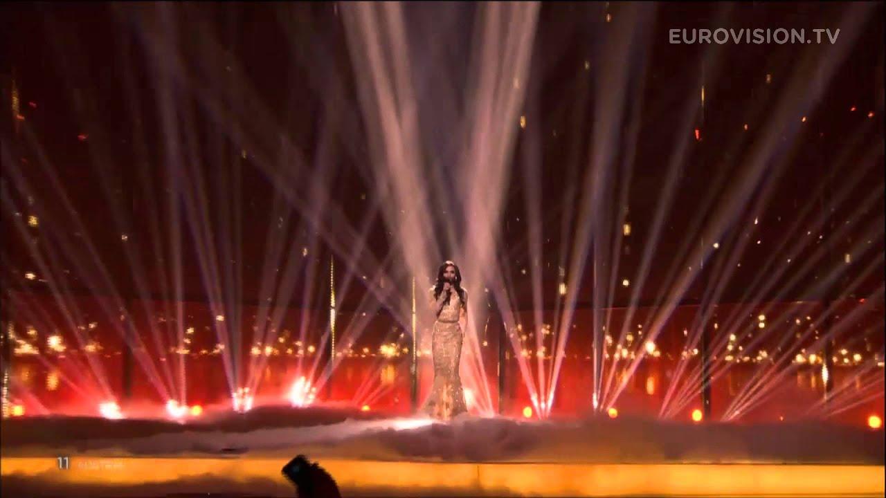 Conchita Wurst - Rise Like A Phoenix (Austria 2014)