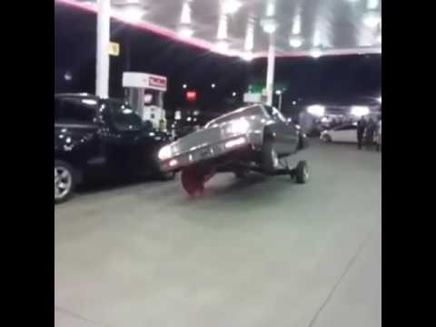 My Buick regal lowrider three wheel motion completion! (Cashh me out side lol)